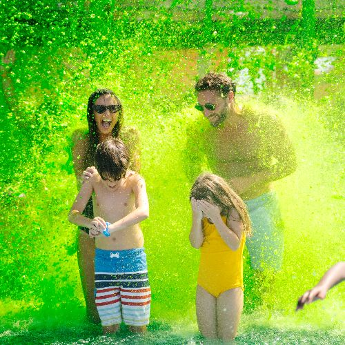 Nickelodeon Slime Family Water Park